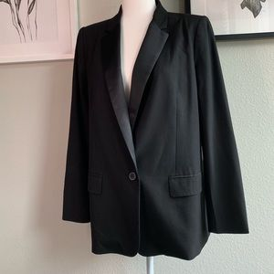 Zara black Blazer sz:L